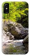 Vermont River IPhone Case