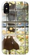 Vermont Window East View  IPhone Case