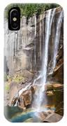 Vernal Falls IPhone Case