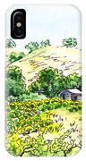 Viano Winery Martinez California IPhone Case