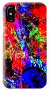 Vibrance Personified Into A Physical Object IPhone Case