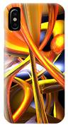 Vibrant Love Abstract IPhone Case