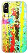 Vibrant Thoughts IPhone Case