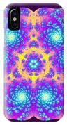 Vibrations Of Khufu IPhone X Case