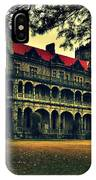 Viceregal Lodge Shimla IPhone Case