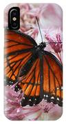 Viceroy Butterfly IPhone Case