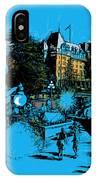 Victoria Art 002 IPhone Case