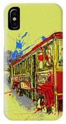 Victoria Art 014 IPhone Case