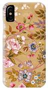 Victorian Floral Pattern Phone Case IPhone Case