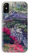 Victorian Garden IPhone Case