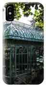 Victorian Greenhouse IPhone Case