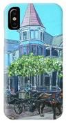 Victorian Greenville IPhone Case