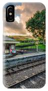Victorian Station IPhone Case