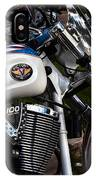 Victory 100 Cubic Inches IPhone Case