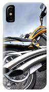 Victory Motorcycle 106 Vertical IPhone Case