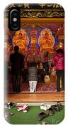 Vietnamese Temple Shrine Prayer IPhone Case