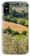 View At Montefalco IPhone Case
