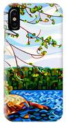 View From Mazengah IPhone Case by Mandy Budan