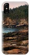 View From Ocean Drive Maine IPhone Case