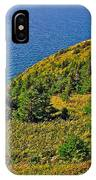 View From Skyline Trail In Cape Breton Highlands Np-ns IPhone Case
