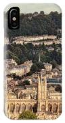 View Of Bath England IPhone Case
