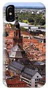 View Of Heidelberg IPhone Case