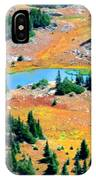 View Of Lake IPhone Case