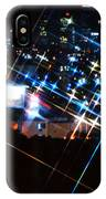 View Of Los Angeles At Night IPhone Case