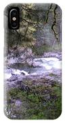 View Of Lucia Falls IPhone Case