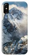 View Of Mount Sneffels And San Juan IPhone Case