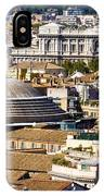 View Of Rome's Rooftops IPhone Case