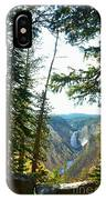 View Of The Canyon IPhone Case