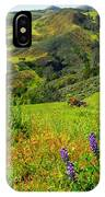 View Over Neverland IPhone Case