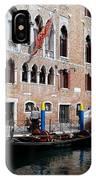Views Of Venice IPhone Case