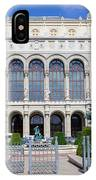 Vigado Concert Hall In Budapest IPhone Case