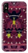 Vikings  And Leather Pop Art IPhone Case