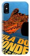 Vila Do Conde Portugal 1972 Grand Prix IPhone Case