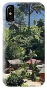 village in eastern Madagascar IPhone Case