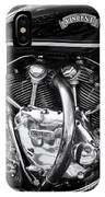 Vincent Engine IPhone Case