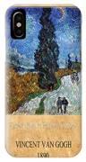 Vincent Van Gogh 4 IPhone Case