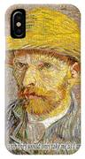 Vincent Van Gogh Quotes 6 IPhone Case