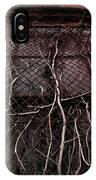 Vine Of Decay 1 IPhone Case