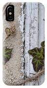 Vine On Wall IPhone Case