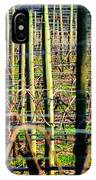 Vines Poles 22649 IPhone Case