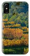 Vineyard Fall IPhone Case