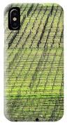 Vineyard Lines 23048 IPhone Case