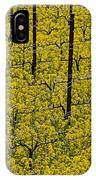 Vineyards Full Of Mustard Grass IPhone Case