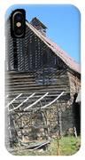 Vintage Barn Beauty IPhone Case