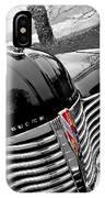Vintage Buick 8 IPhone Case