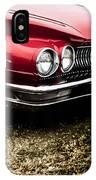 Vintage Car 2  IPhone Case